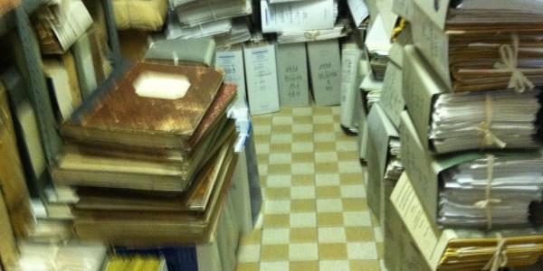 Riordino Archivio Storico di Savigno