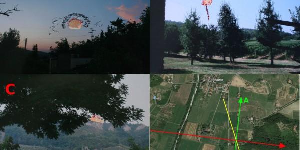 Bolide di Fagnano (Meteorite)