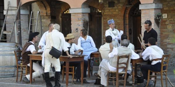 Rievocazione storica moti di Savigno