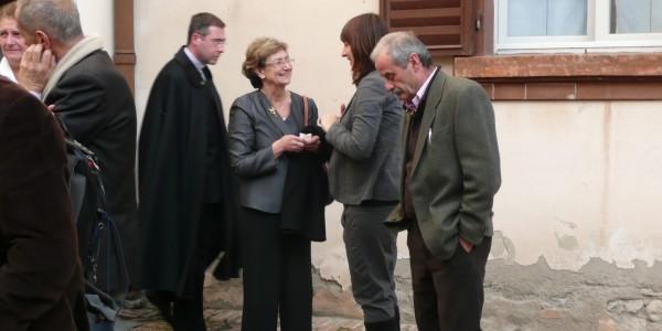 Prof.ssa M. Spike a San Cesario